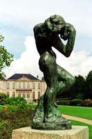 2634 Rodin Schulpture, Paris, France