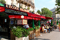 2016 Parisian Cafe