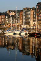 1624 Honfleur Harbor, Normandy, France