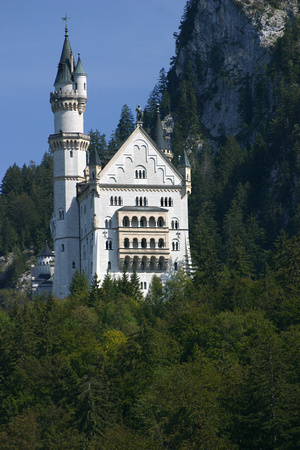 9805 Neuschwanstein Castle, Germany