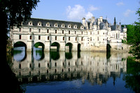 0002 Chenonceau Palace, France